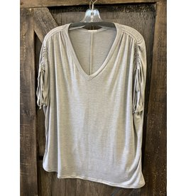 VOCAL LADIES SHOULDER TOP