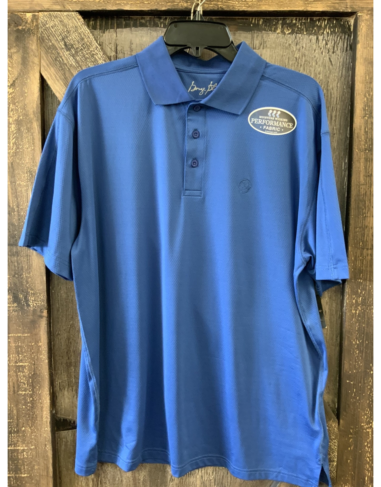 WRANGLER GS GOLF SHIRT