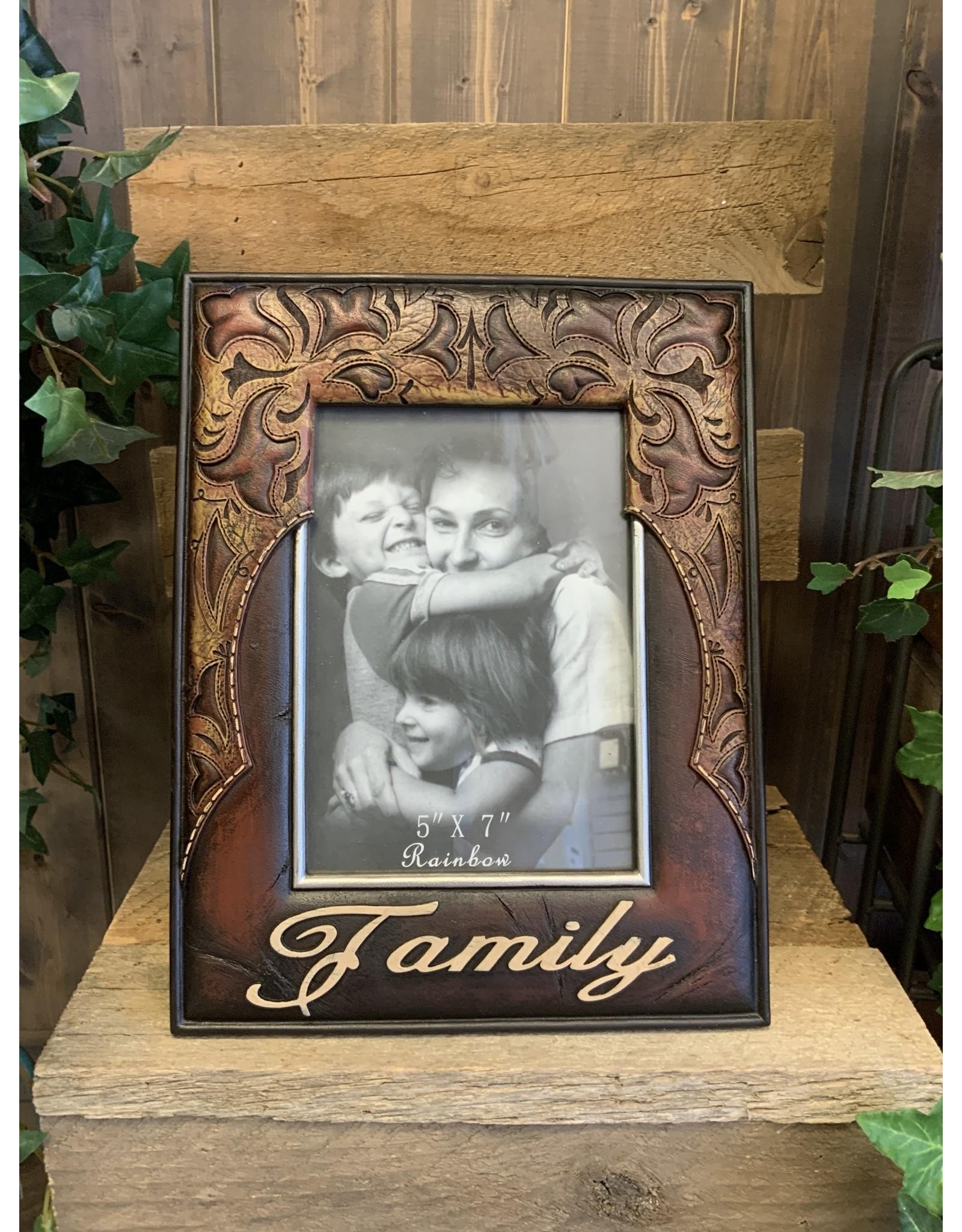 RAINBOW FAMILY LEATHER