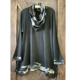 TUNIC LADIES SCARF SET