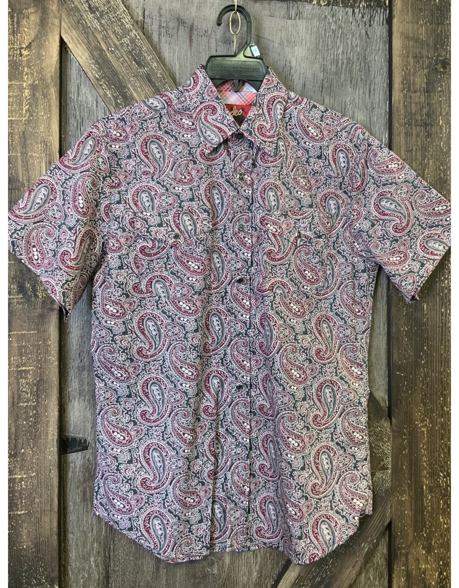Rodeo Clothing Co. MEN'S S/S RODEO CLOTHING SHIRT