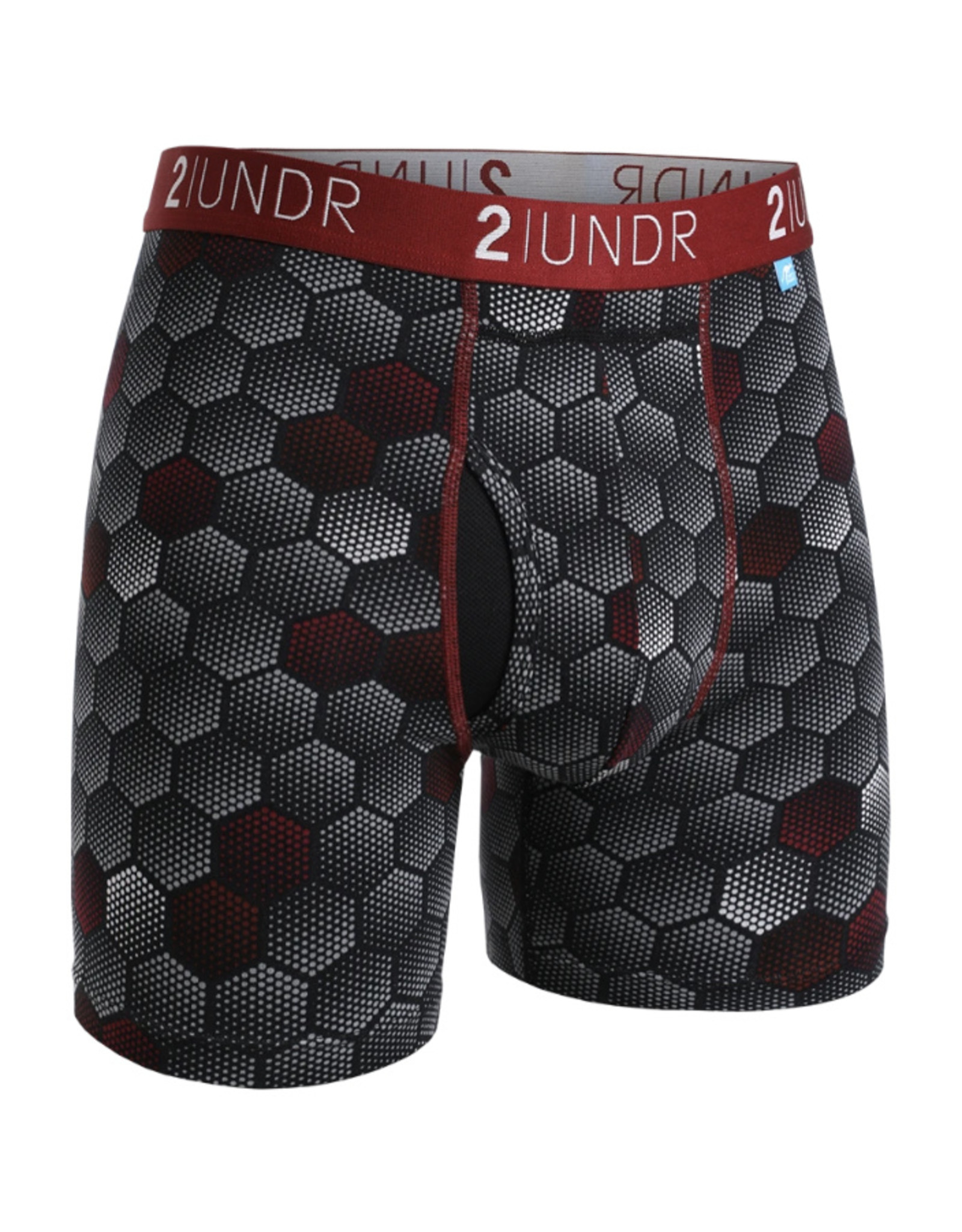 "2UNDR 2UNDR SWING BRIEF 6""2U01BB.132"