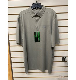 Cinch MEN'S MTK1865012 GREY POLO SHIRT CINCH