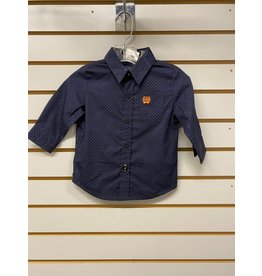 Cinch TODDLER MTW7062224 NAVY SHIRT CINCH