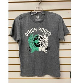 Cinch BOY'S MTT7670102 GREY T-SHIRT CINCH