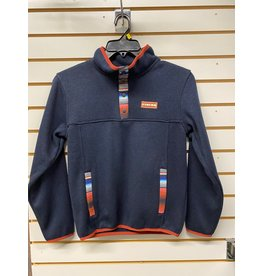 Cinch BOY'S MWK7330002 NAVY PULLOVER CINCH
