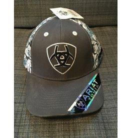 ARIAT PAISLEY YOUTH BALL CAP