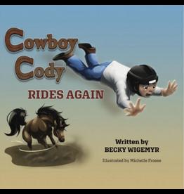 COWBOY CODY RIDES AGAIN BOOK