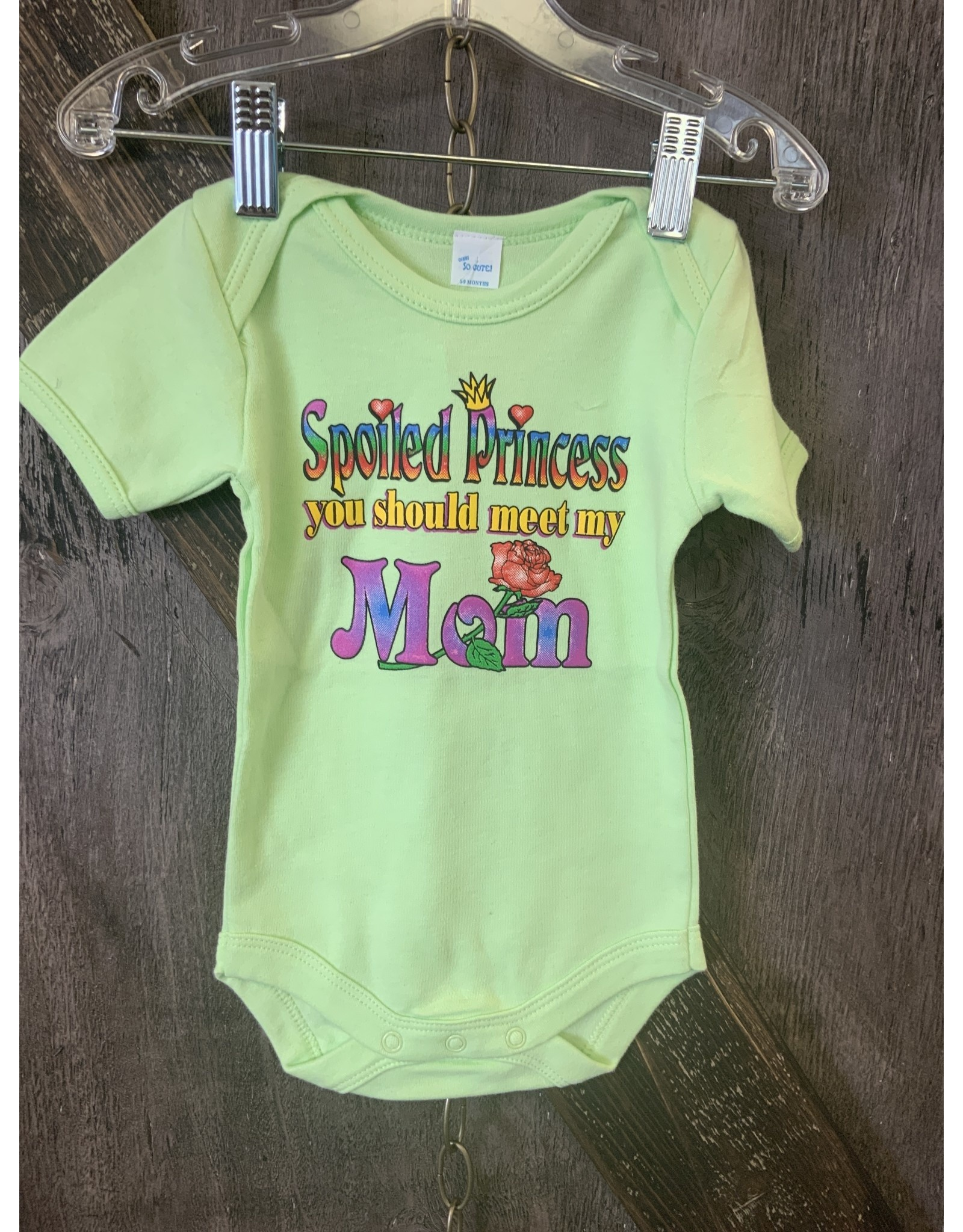 BABY SPOILED PRINCESS