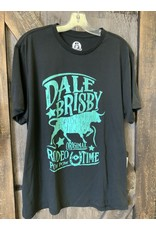 DALE BRISBY DALE BRISBY P9-5523 BLACK T-SHIRT
