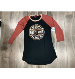 DALE BRISBY JUNIORS 48T6269 3/4 SLEEVE DALE BRISBY TEE