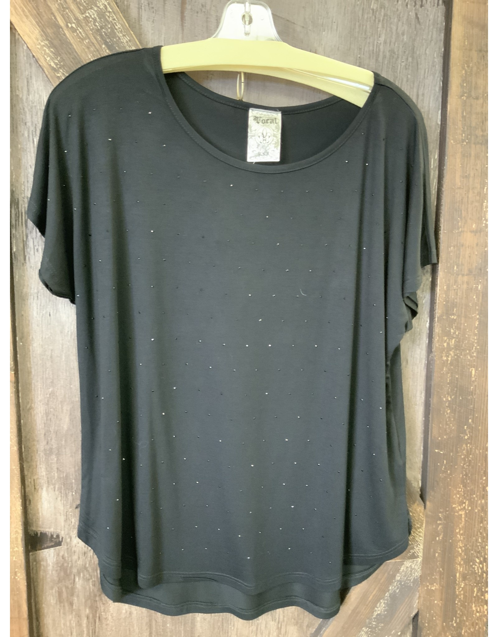 BASIC TOP WITH STONES