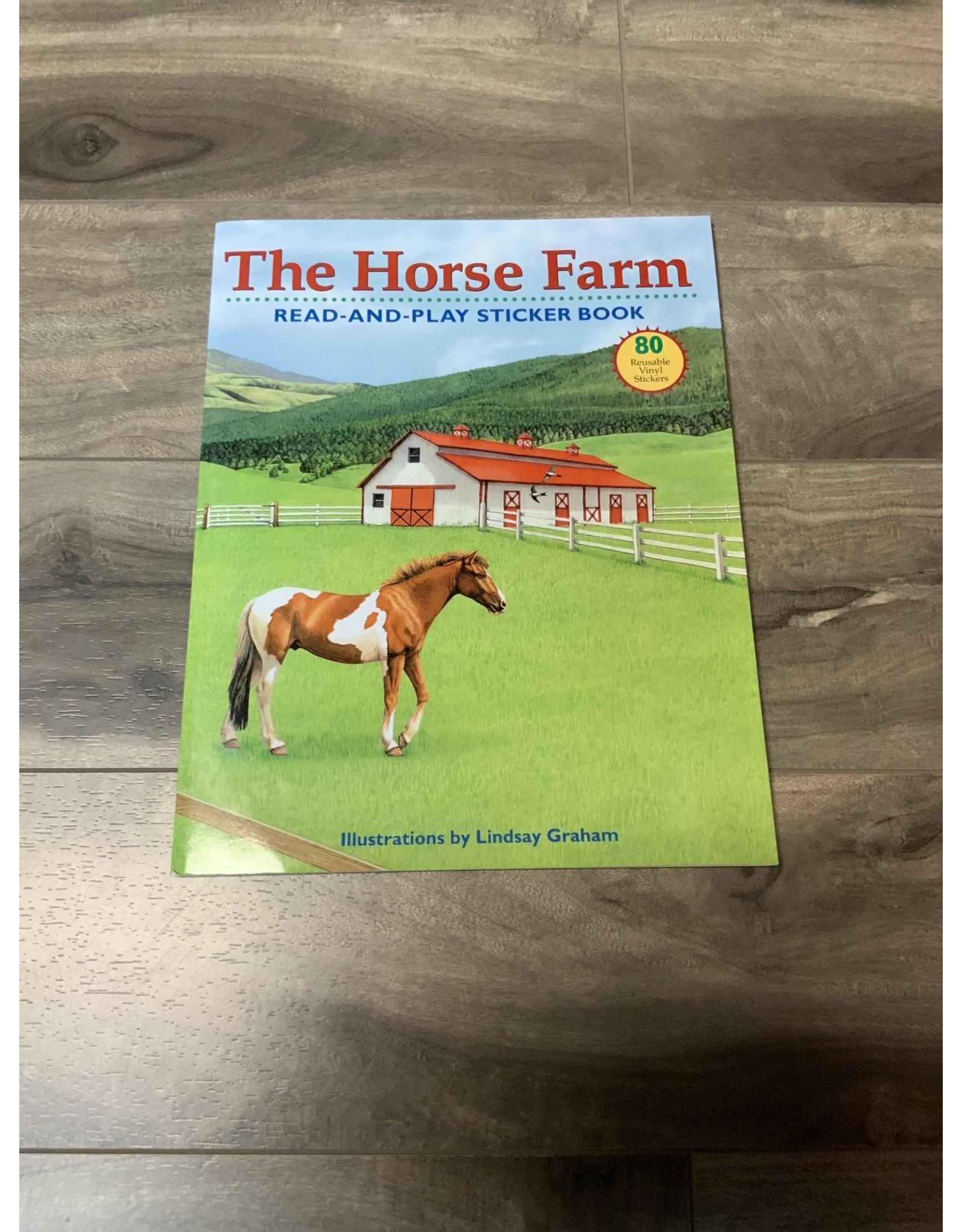 HORSE FARM BOOK