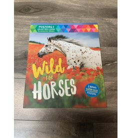 WILD FOR HORSES BOOK