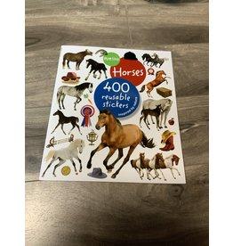 EYELIKE HORSE STICKER BOOK
