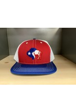 RED/BLUE HAT