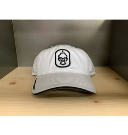 WHITE HARDCORE HAT