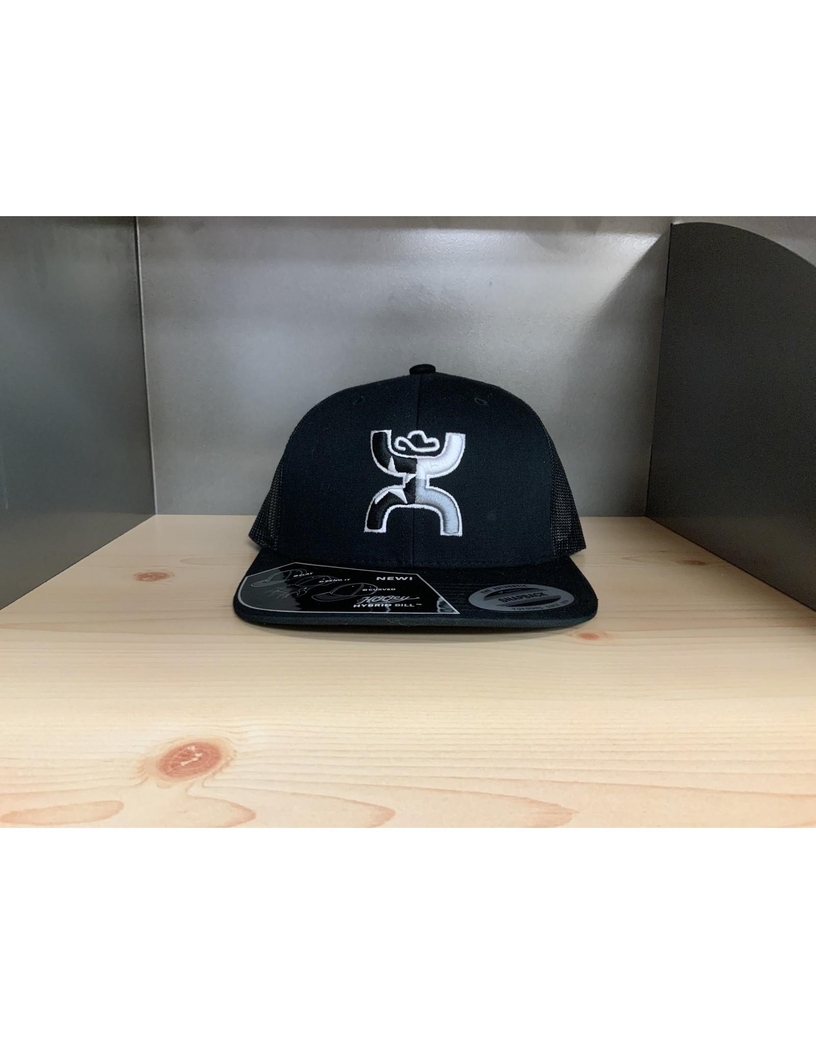 BLACK HOOEY HAT