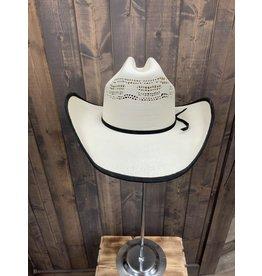 BLACK BOND BANGORA COWBOY HAT