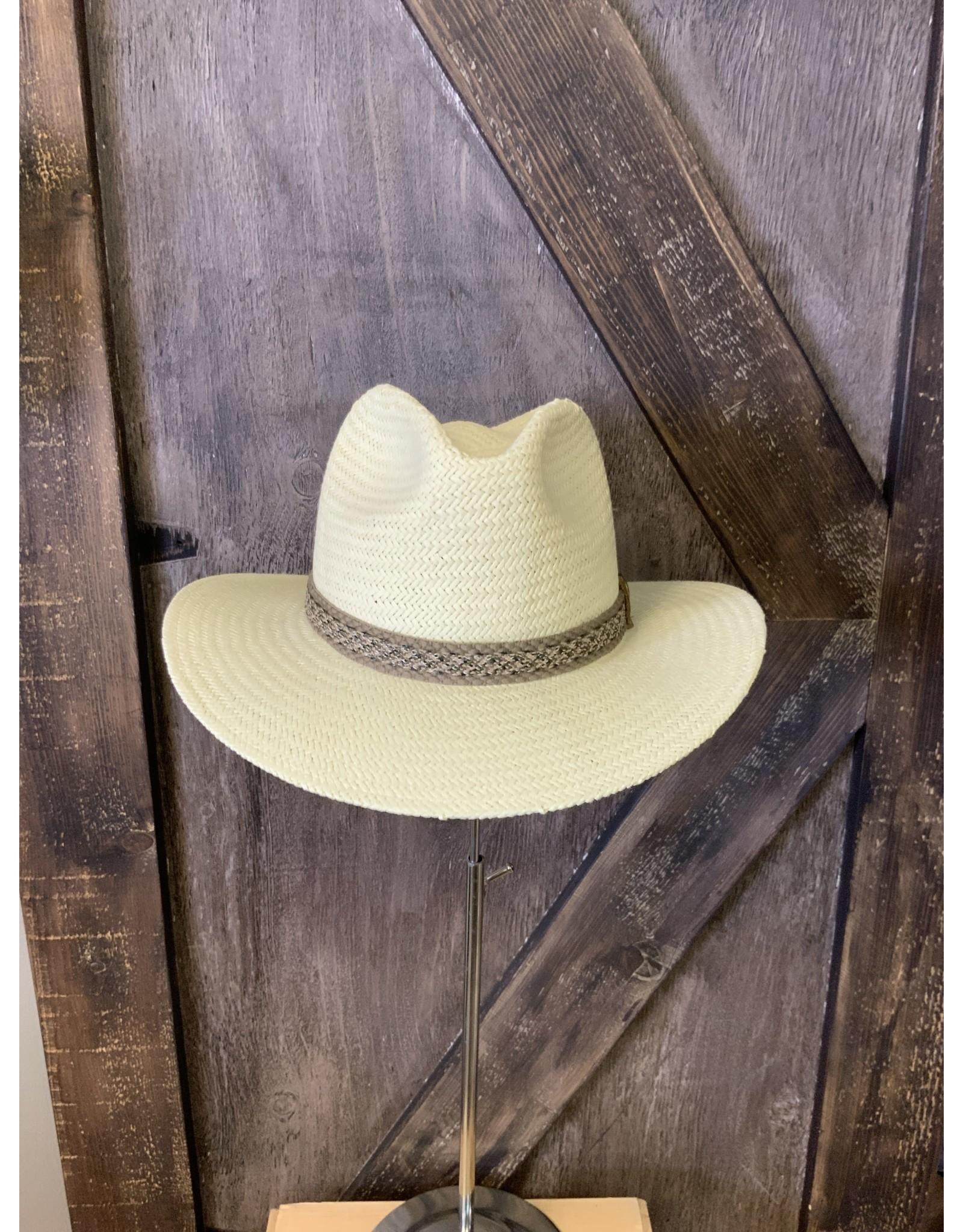 Bailey BAILEY FASHION STRAW HAT S18WR1