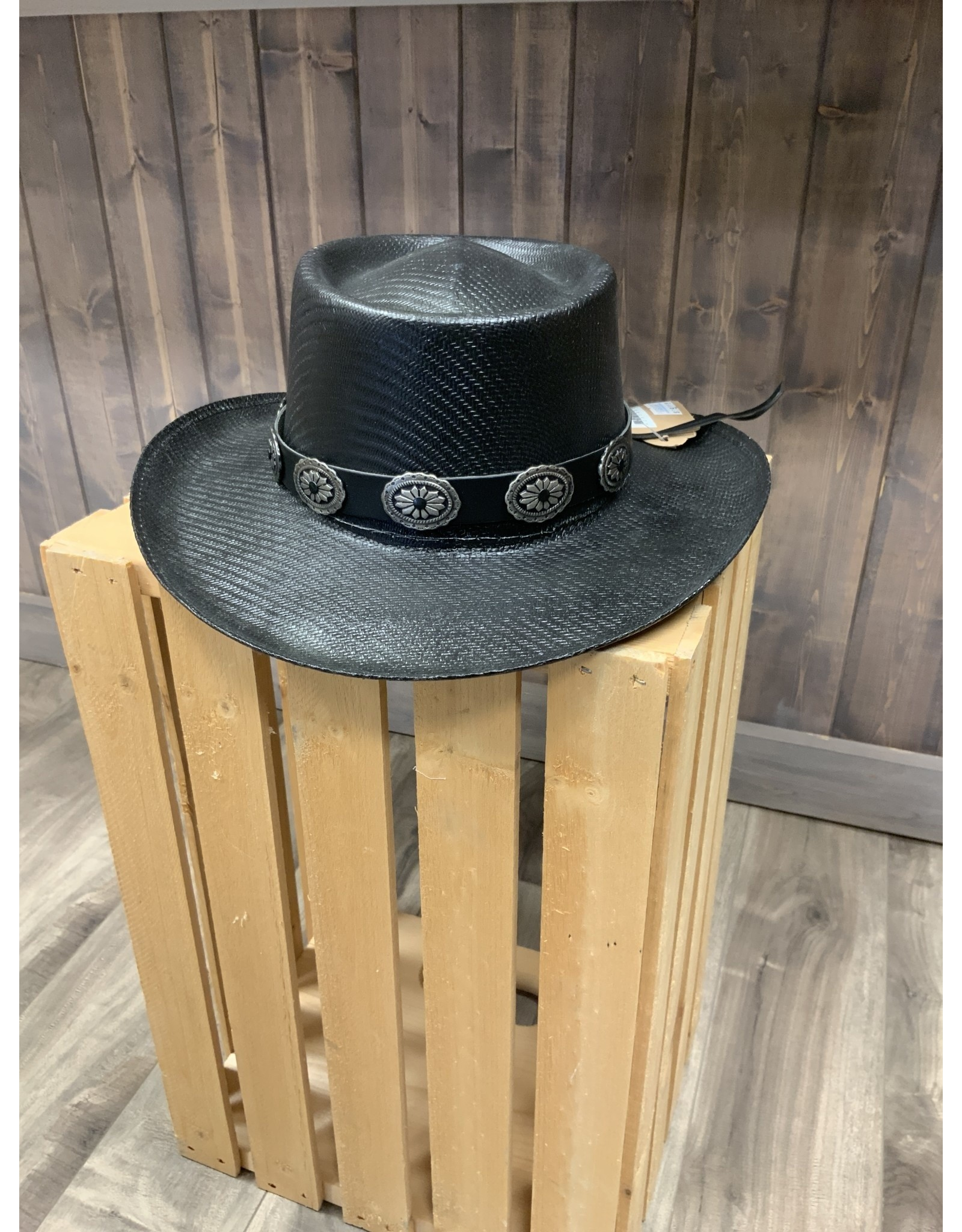 Eddy Bros EDDY BROS HAT BLACK