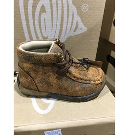 Twister GENTRY TODDLER CASUAL BOOTS BROWN/BLACK