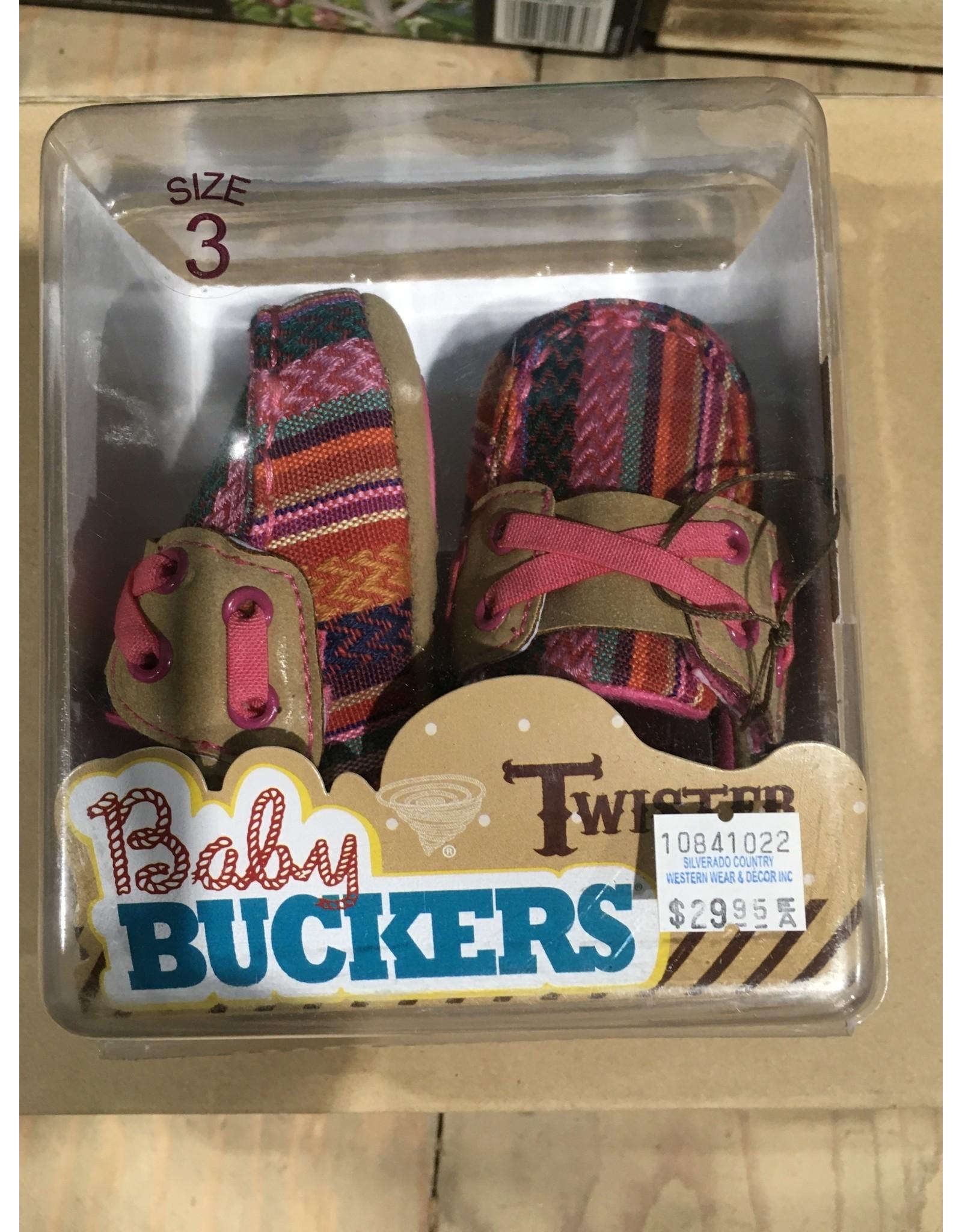 Baby Buckers RILEY BABY BUCKER CASUAL MULTI