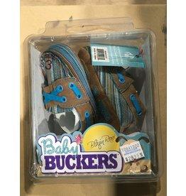 Baby Buckers OLIVIA BABY BUCKER CASUAL TURQOISE