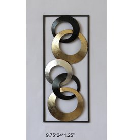 OBED METAL WALL DECOR