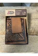 JUSTIN CARD WALLET CLASSIC TOOLING