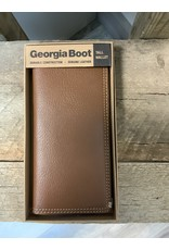 GEORGIA BOOT CARD WALLET TEXTURED TAN