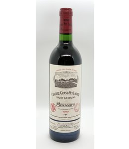 CHATEAU GRAND PUY LACOSTE PAUILLAC 1989 750ML