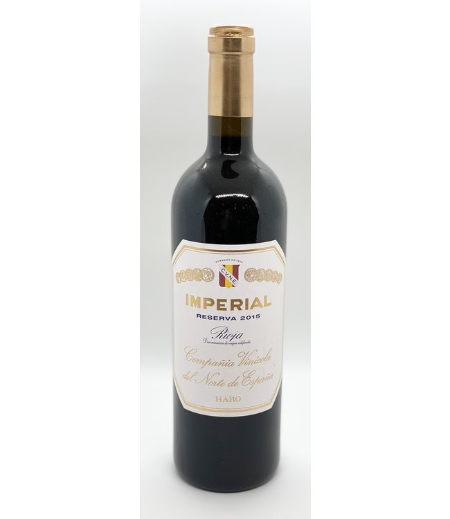 CVNE IMPERIAL RESERVA RIOJA 2015 750ML