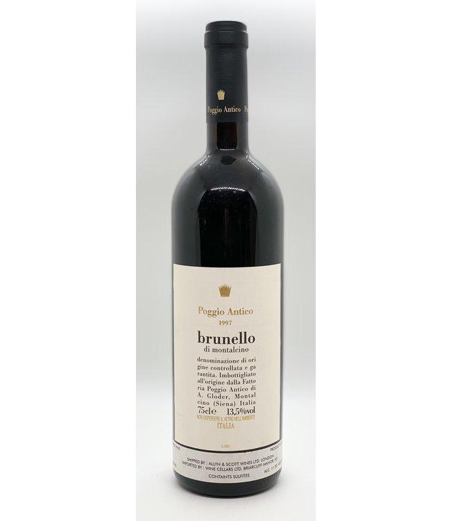 POGGIO ANTICO BRUNELLO DI MONTALCINO 1997 750ML