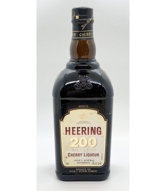 HEERING 200 CHERRY LIQUEUR DENMARK 750ML