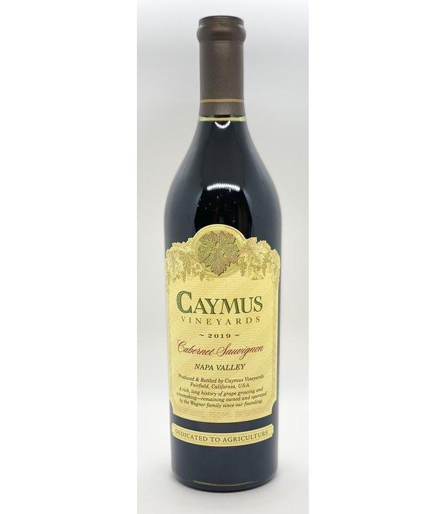 CAYMUS CABERNET SAUVIGNON 2019 750ML