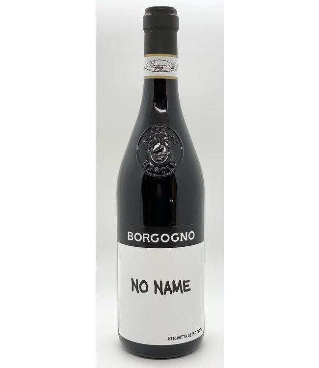 """GIACOMO BORGOGNO """"NO NAME"""" LANGHE NEBBIOLO 2015 750ML"""