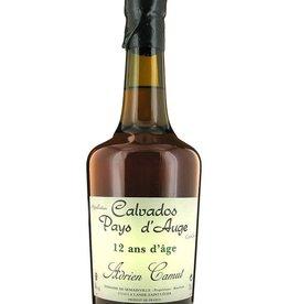 Spirits Calvados, Pays d'Auge, '12 ans d'age, ' Adrien Camut