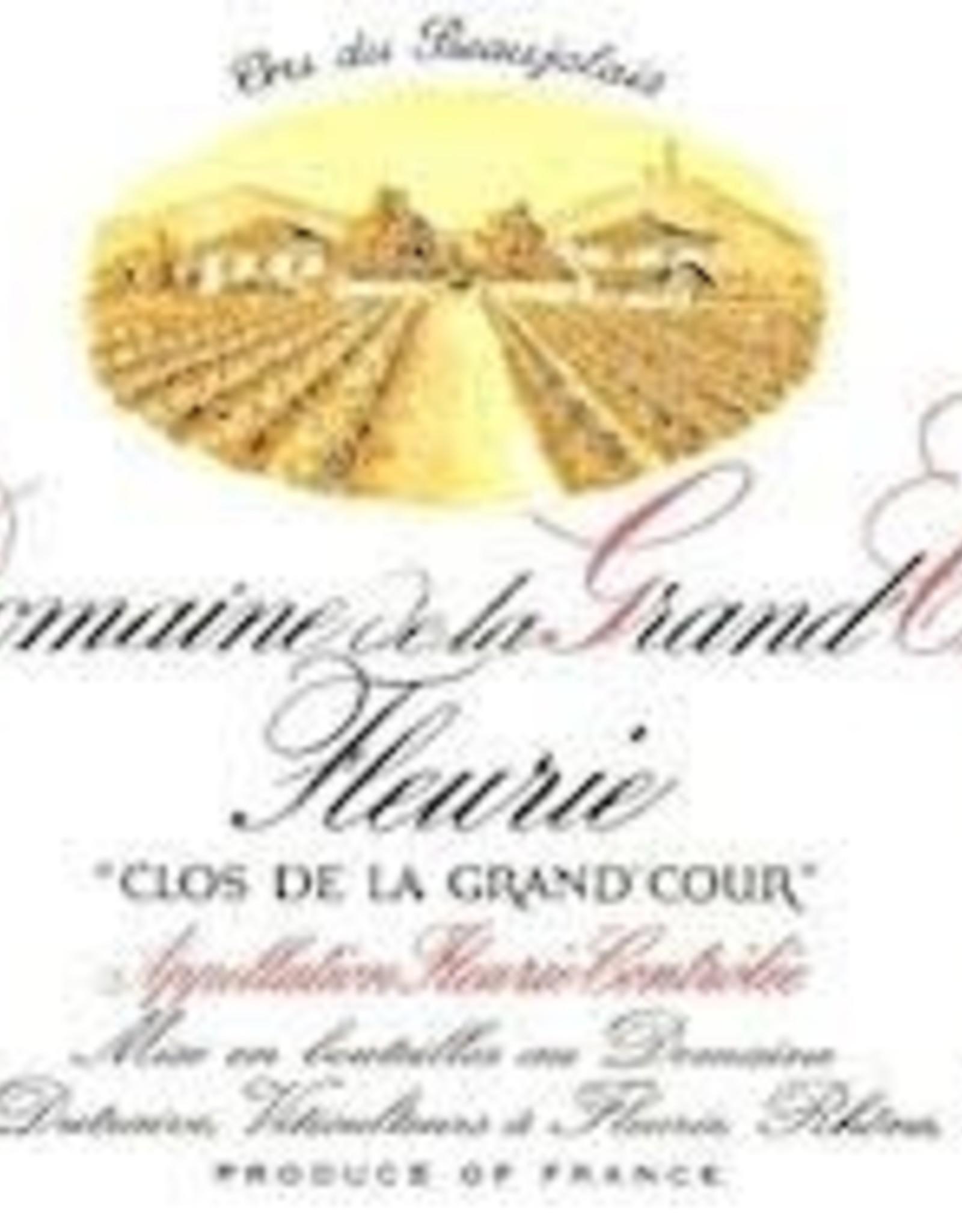 Beaujolais, Fleurie, 'Clos de la Grand Cour,' Dutraive 2018