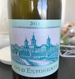 Bordeaux Blanc, Saint-Estephe (2eme), Cos d'Estournel 2013