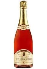 Champagne Rose Champagne, Vertus Brut Rose 1er Cru, Guy Larmandier NV