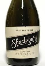 Cider, LOST AND FOUND, Shacksbury 2015