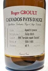 Spirits Calvados, #396 Kriek Cask Finish, 6yr Old, Roger Groult