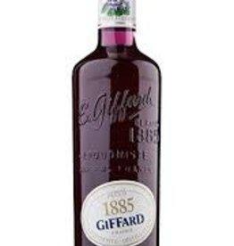 Spirits Creme de Violette, Giffard