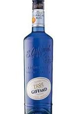 Spirits Blue Curacao, Giffard Liquer