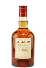 J.M Shrubb, Liqueur d'Orange, Martinique, Rhum J.M.