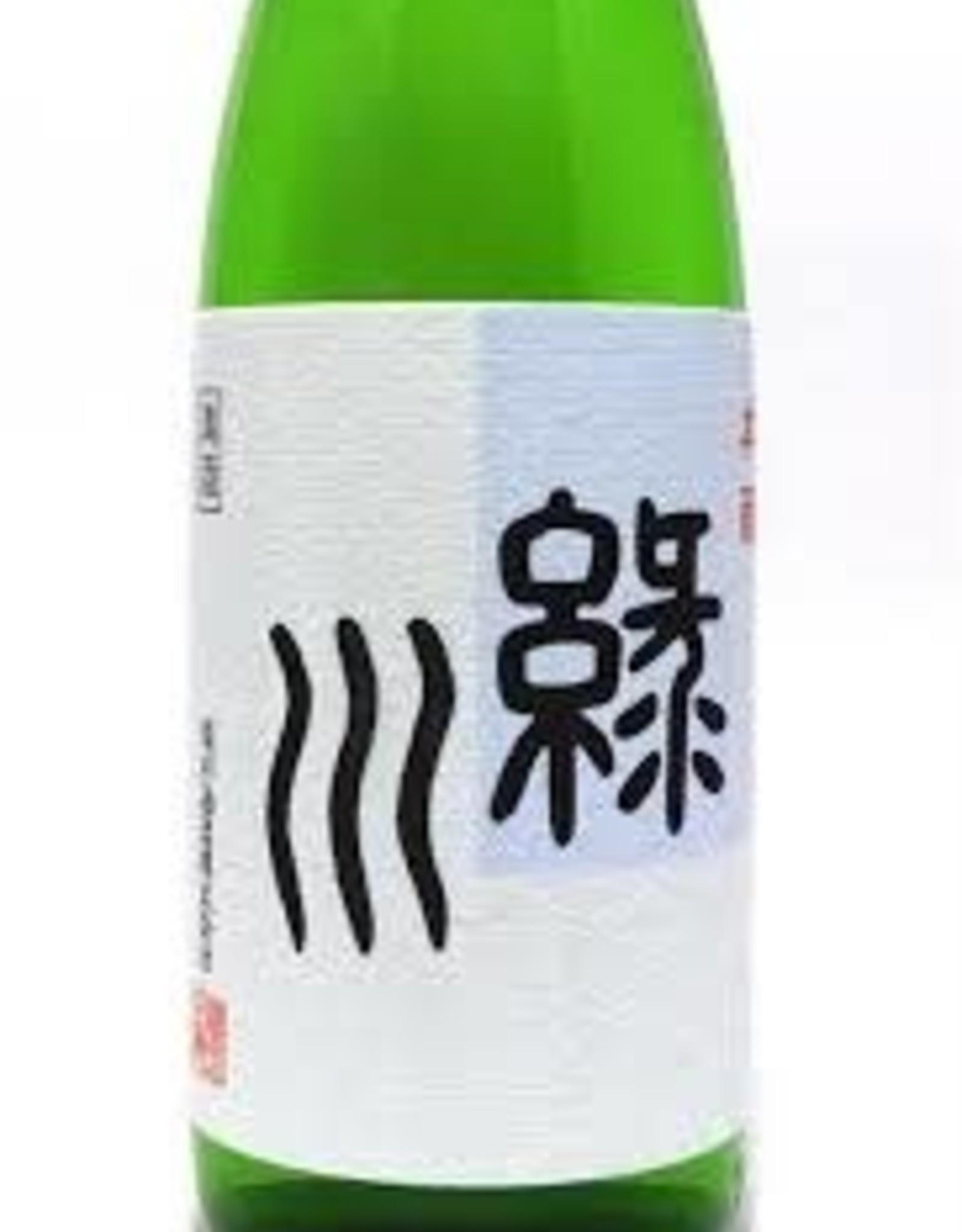Honjozo Sake, GREEN RIVER, Midori-kawa