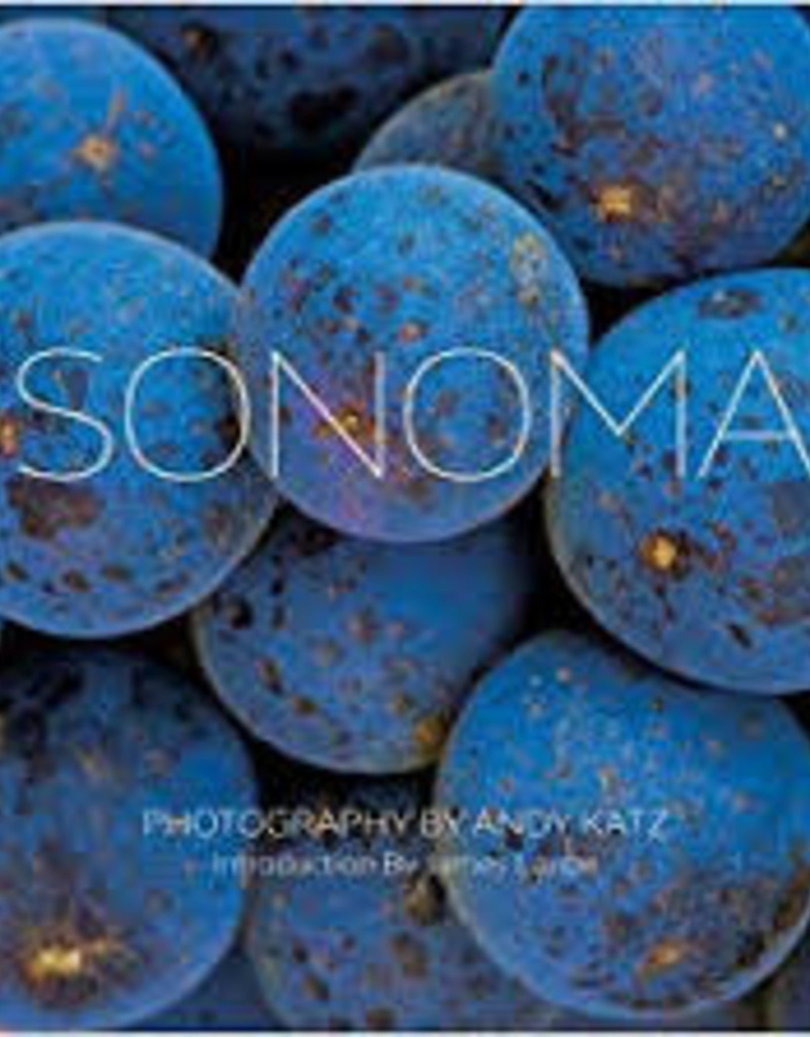 Sonoma, Andy Katz - Books