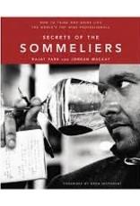 SECRETS OF THE SOMMELIERS, Raj Parr - Book