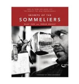 SECRETS OF THE SOMMELIERS, Raj Parr - Book